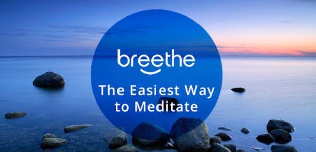 Breethe app meditazione genitori