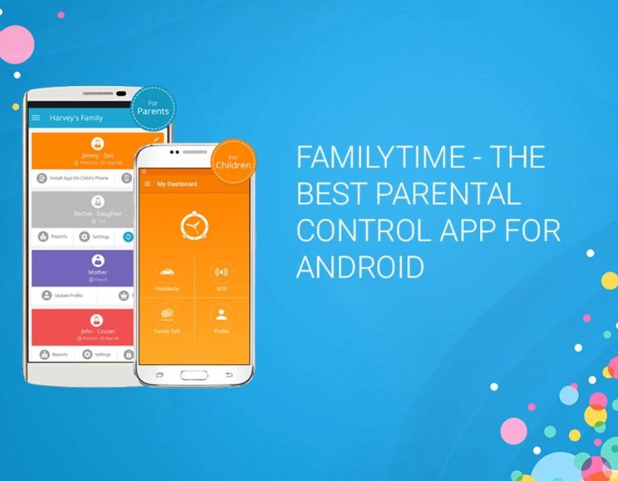 Family Time migliore app controllo parentale