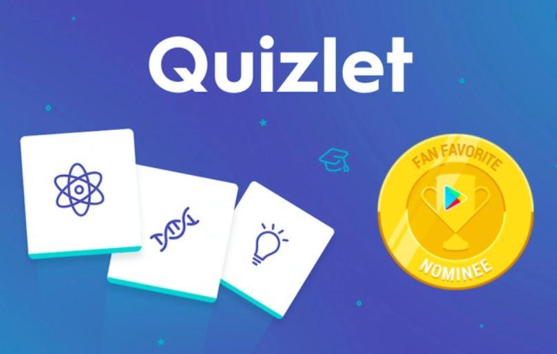 Quizlet migliore app educativa bambini 2021