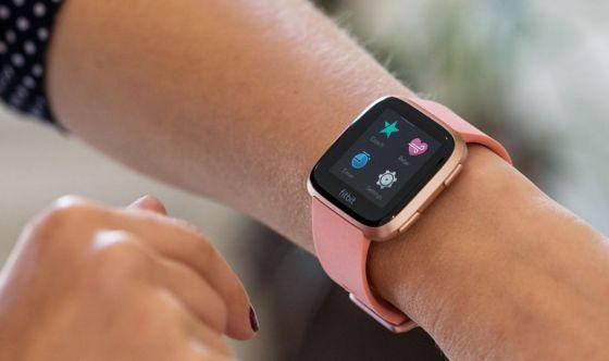 rimanere incinta facilmente usando il tracker Fitbit