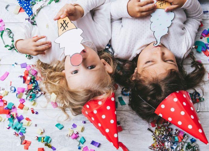 Carnevale giochi per bambini per feste a casa