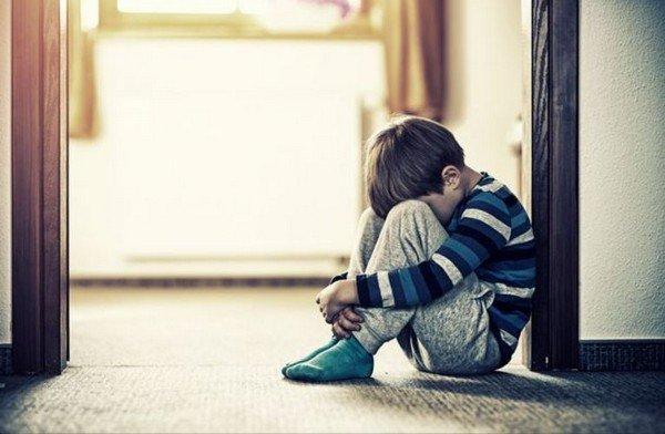Depressione nei bambini