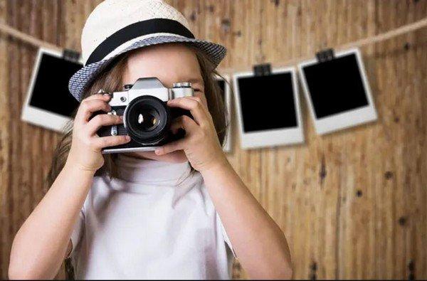 Le migliori macchine fotografiche per bambini