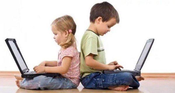 pericoli del web bambini