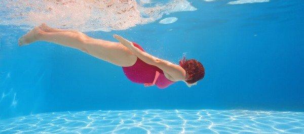 piscina in gravidanza