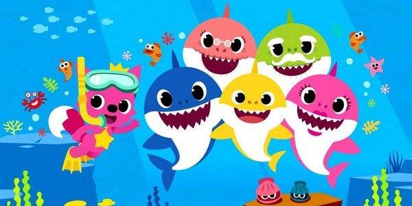 Baby Shark Google Home