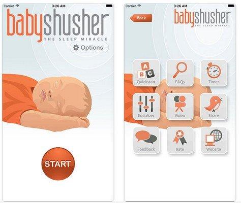 Baby-Shusher-App