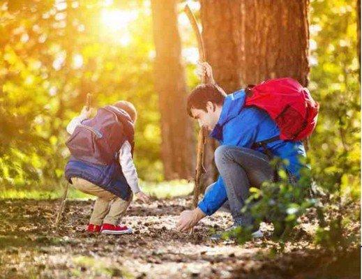 Campeggio con i bambini attrezzatura e cosa portare