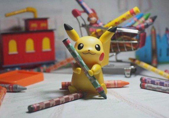 Pikachu Talk Google Home