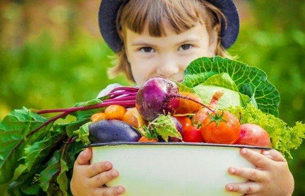 Rafforza le difese immunitarie del tuo bambini con questi alimenti!