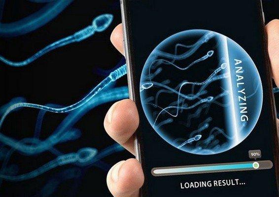 spermiogramma a casa