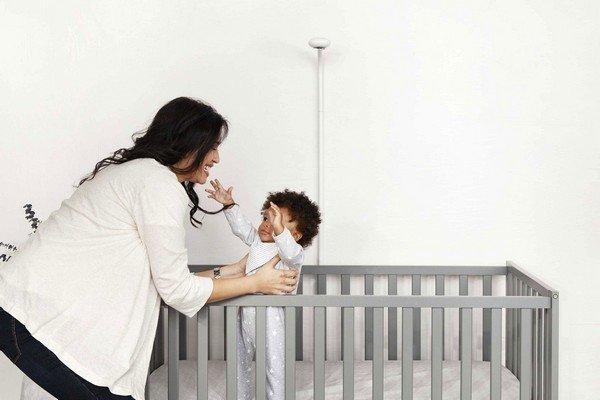 Ecco come montare correttamente baby monitor in cameretta