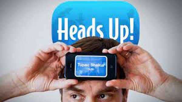 Heads up videogioco per famiglie