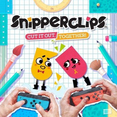 Snipperclips Plus videogames famiglie