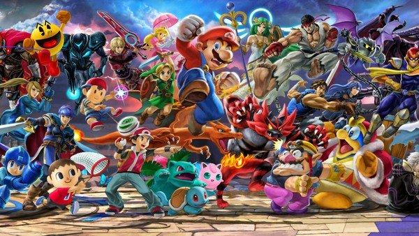 super-smash-bros-ultimate migliori videogiochi per famiglie