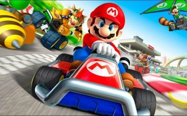 videogames per famiglie Mario Kart Deluxe 8