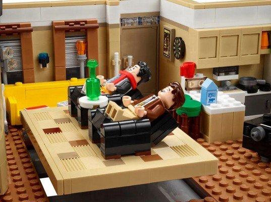 Lego Friends Gli appartamenti telefilm