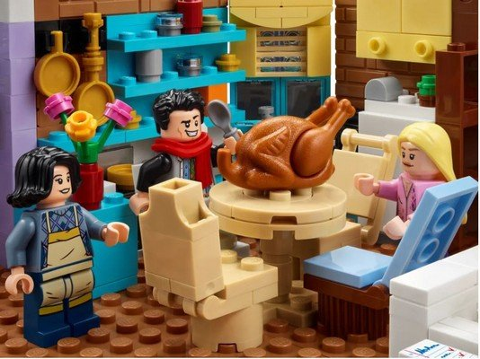 Lego Friends The Apartaments telefilm