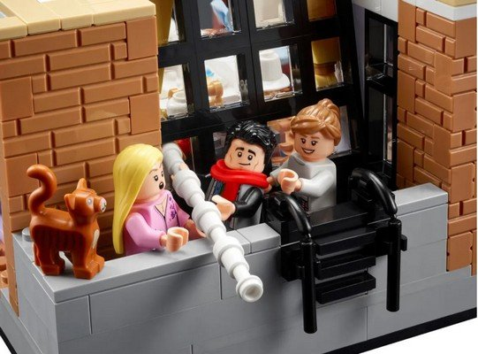 nuovo set LEGO Friends telefilm