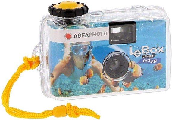 Agfa Lebox Ocean Vista macchina fotografica subacquea bambini