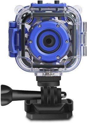 Drograce macchina fotografica subacquea bambini