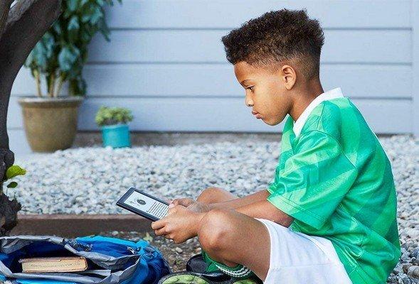 Kindle account bambini