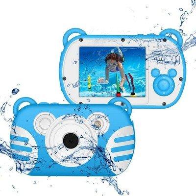 Qingtian macchina fotografica subacquea bambini