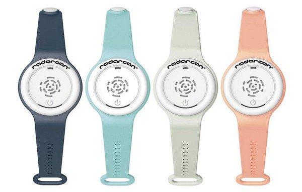 Radarcan braccialetto antizanzare bambini