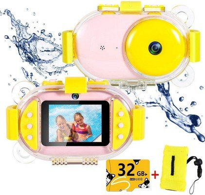 Rotek – la macchina fotografica subacquea per bambini