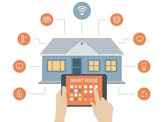 Smart home per bambino