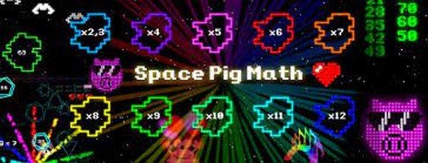 Space Pig Math app gratuita matematica scuola primaria