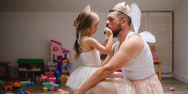 come essere un papà femminista