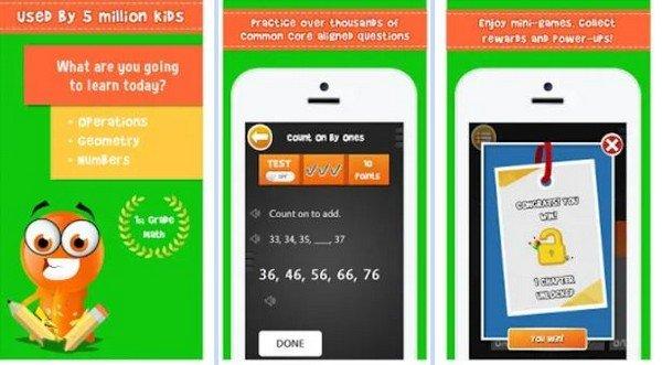 iTooch app matematica gratuita scuola primaria