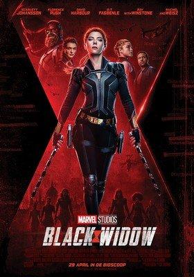 Black Widow film supereroi 2021