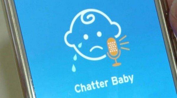 Chatterbaby app per capire il pianto dei neonati