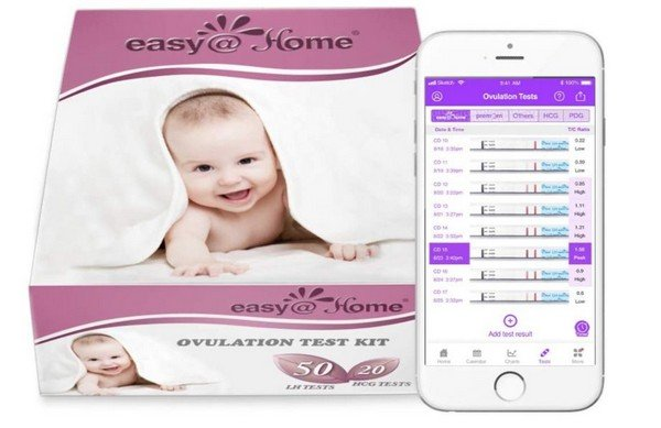 Easy Home miglior test ovulazione