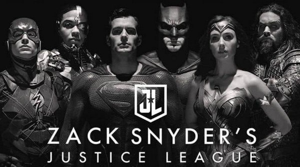 Justice League di Zack Snyder film supereroi 2021