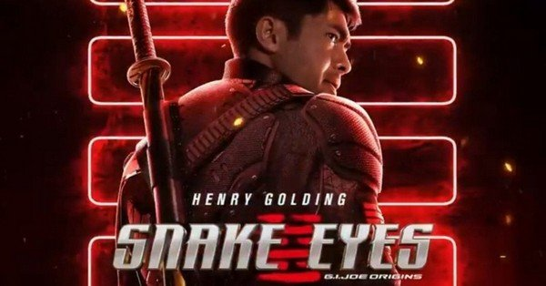 Snake Eyes GI Joe Origins film supereroi 2021