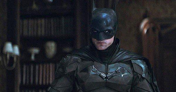 The Batman film supereroi 2021