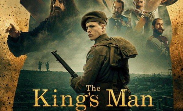 The king's man film supereroi 2021