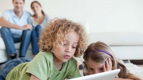 Tablet: da che età darlo ai bambini