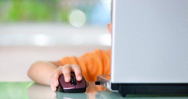 Sicurezza su internet dei bambini
