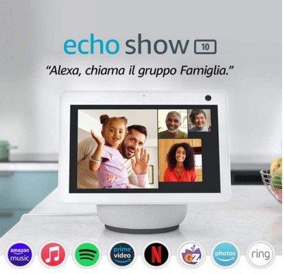 Alexa Echo Show 10