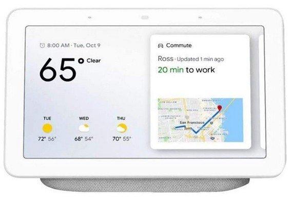 Google Assistant Vocal Nest
