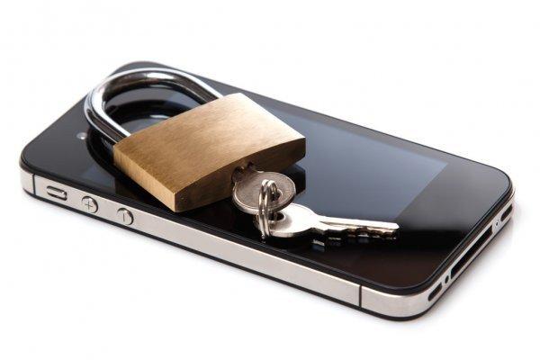 Lucchetto per smartphone