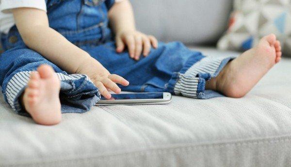 Smartphone a prova di bambino