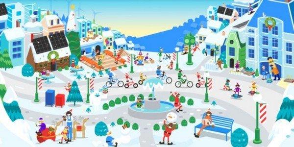 Babbo Natale tracker Google
