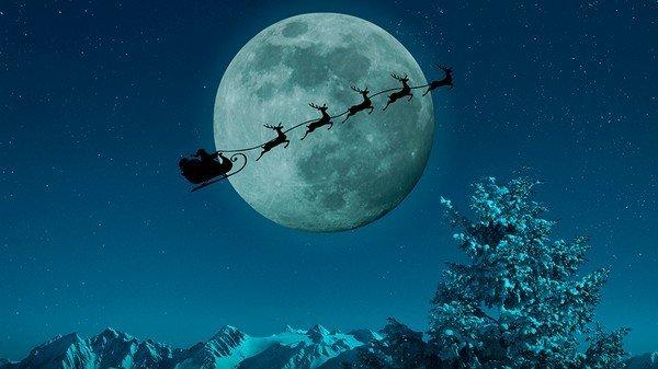 Come seguire Babbo Natale in diretta