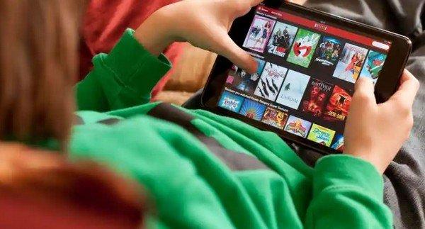 Creare profilo Netflix bambini
