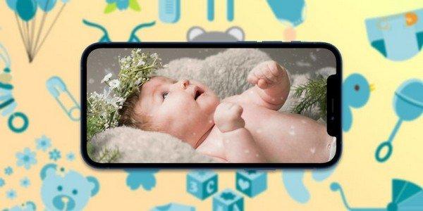 Crescita del neonato e del bambino app monitorare